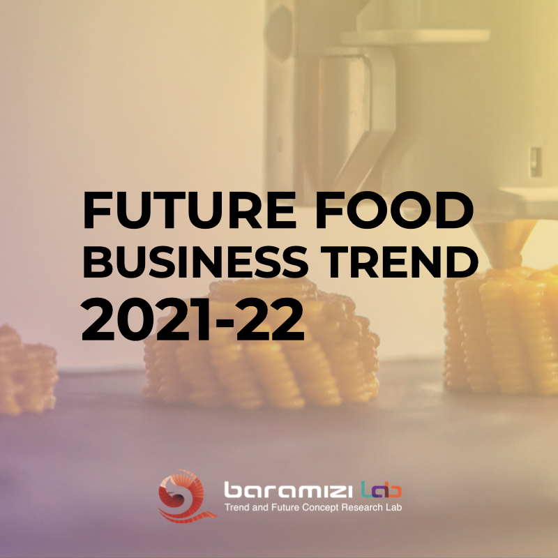 Future Food Business Trends Cover